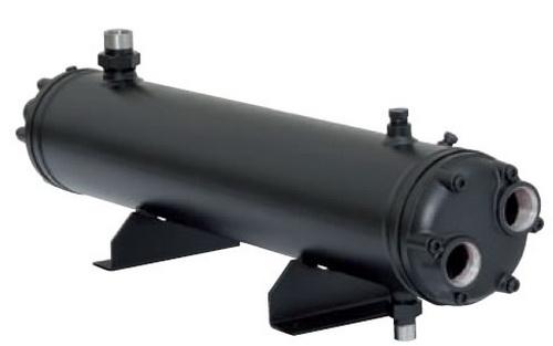 Вертикальный теплообменник для охлаждения конденсата пнд бутаков с теплообменником