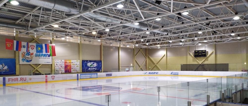 2019 - Ледовая арена «Хорс»